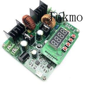 Image 2 - D3806 CNC DC regüle sabit akım güç kaynağı ayarlanabilir voltaj ve gerilim ve akım ölçer 38V6A şarj cihazı