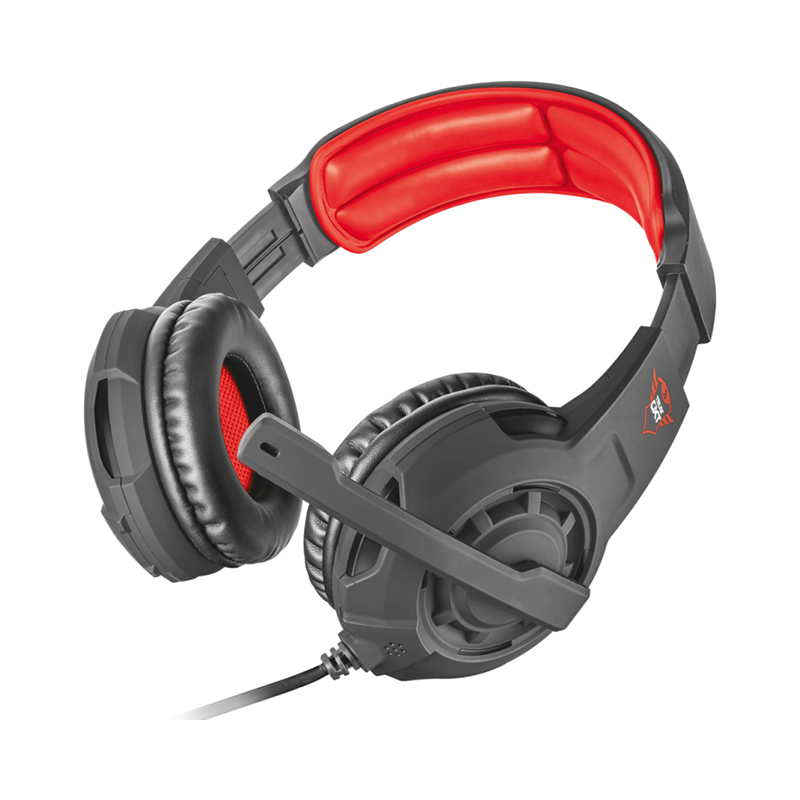Headphones Trust GXT 310 игровая мышь trust gxt 130 wireless 20687