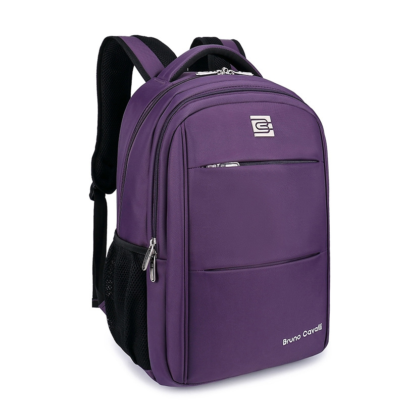 ФОТО High Quality Male Business 16 Inch Laptop Bag Waterproof Oxford Notebook Backpack Travel Knapsack Computer Bags