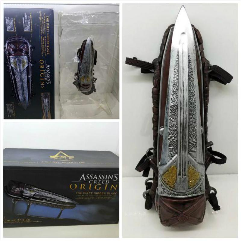 Cosplay Edward Kenway Costume Action Figure Assassins Creed Unity Hidden Assassins Creed Blade Hidden Blade PVC Model Collection купить в Москве 2019