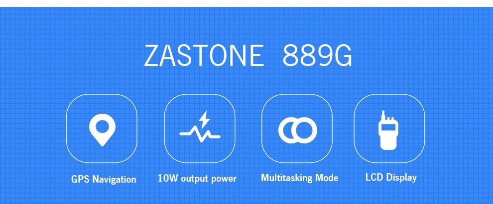 Portable Transceiver 3000mAh SOS 2