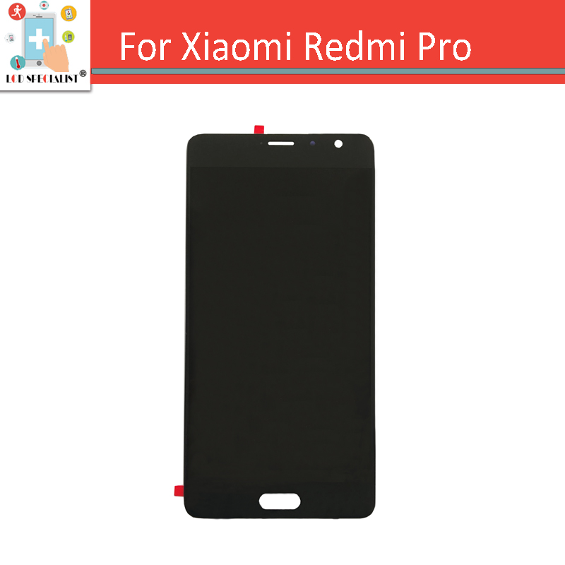5.5 inch for Xiaomi Redmi Pro LCD Display Panel with Touch Screen Digitizer Sensor Outer Glass Assembly 1920*1080