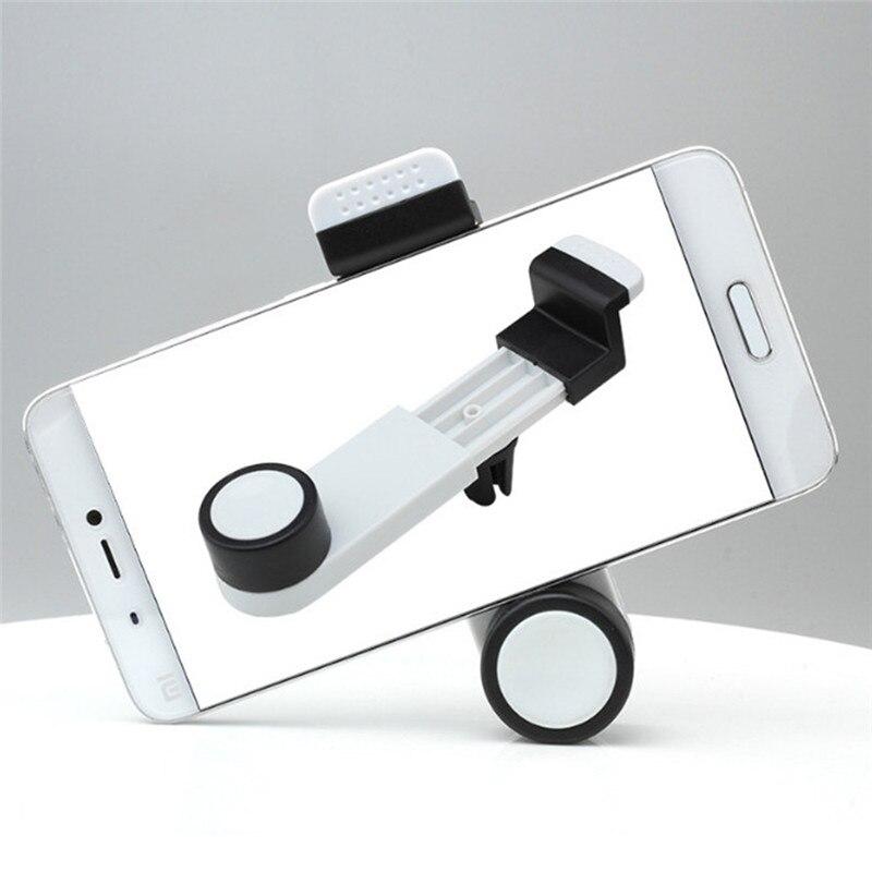 Auto Telefon Air Vent Halterung Mobile Smartphone Ständer Unterstützung Halter Zelle Handy Telefon Schreibtisch Tablet Gps Telefon Halter Modische Und Attraktive Pakete