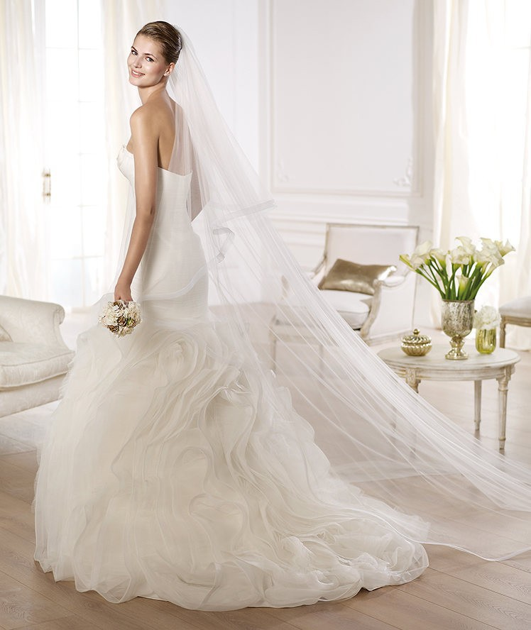 2014 Alibaba Suzhou Organza strapless wedding dress manufacturer ...