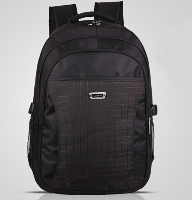 17 Inch Plaid Waterproof Nylon Computer laptop notebook Backpack bags case messenger School Backpack for Men Women brand shockproof laptop backpack nylon waterproof men women computer notebook bag 15 6 inch school bags backpack ks3027w