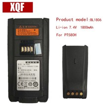 Original BL1806 li-on 7.4V 1800mAH Battery for Hytera HYT Radio PT580H Walkie Talkie hyt watches