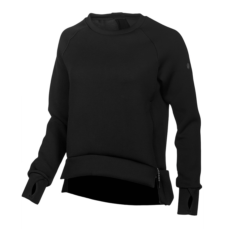 Female Sweatshirt ASICS 146419-0904 sports and entertainment for women sport clothes
