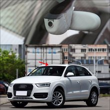 Wholesale prices BigBigRoad For Audi Q3 2015 Car wifi DVR Car Video Recorder hidden installation Novatek 96655 black box Keep Car Original Style