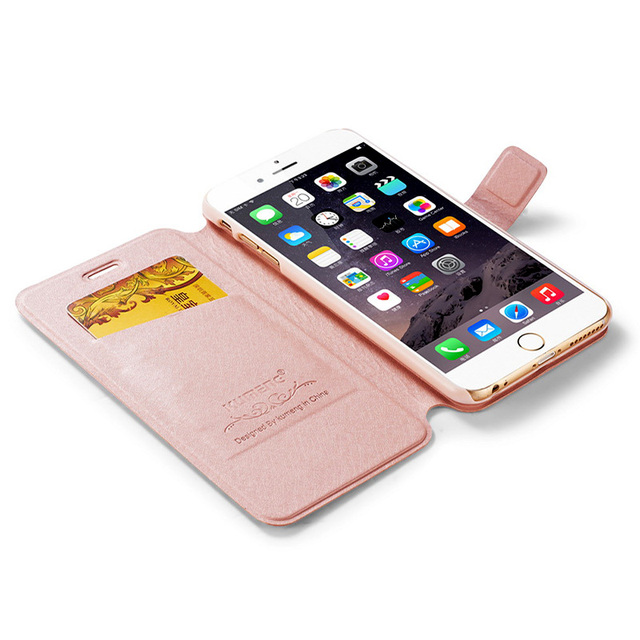 Luxury Leather Case for iPhone 7 7S 6 6S Plus