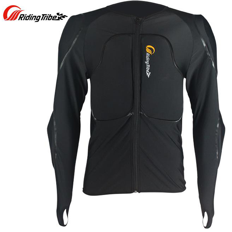 Motocross soft armor motorcycle protective body armor protector clothes Riding Tribe SWX moto overalls foam drop riding tribe men s motorcycle bikes slimming protective armor jackets motocross breathable cycling suits clothes with 6 pads