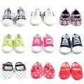 1 par Zapatos de Bebé Boy deportes Sneakers Zapato infantil Primeros Caminante los niños Zapatos de bebé Zapatos de Las Muchachas Con 3 Colores-BS31 PT15