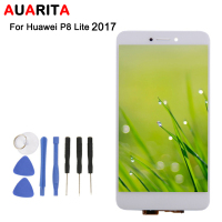 1pcs Lcd For Huawei P8 Lite 2017 LCD Display Touch Screen New Screen Digitizer Assembly Replacement