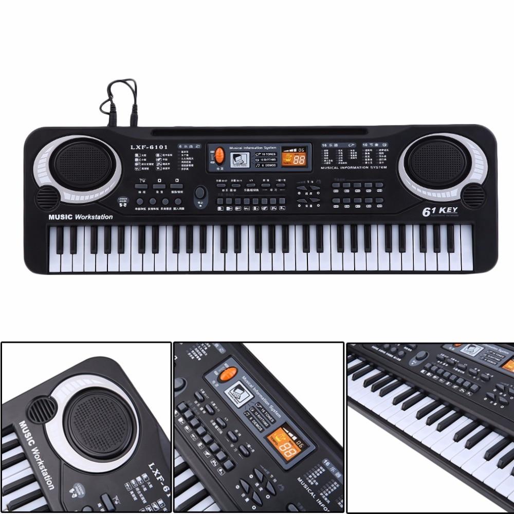 Yamala] 61 Keys Digital Music Electronic Keyboard Key Board Gift ...