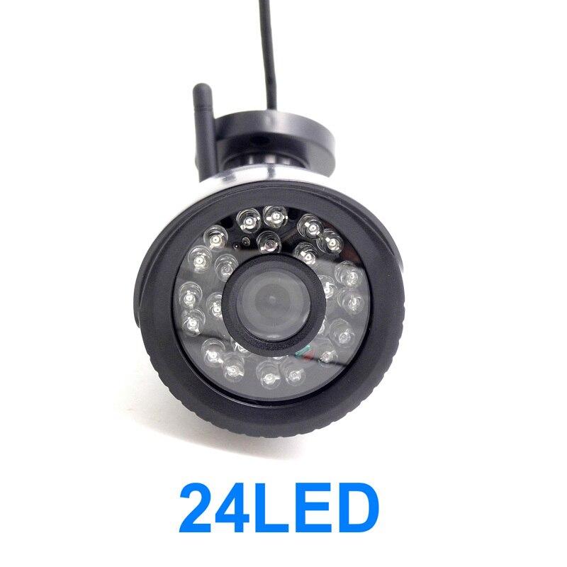 2.0MP Ip-kamera Trådløs HD 1080P Udendørs vandtæt infrarødt - Sikkerhed og beskyttelse - Foto 5