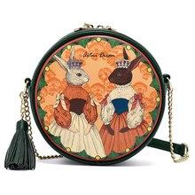 Bolso de mensajero monederos y bolsos bandolera para mujer bolsos de mano bolsos y monederos bolso de hombro de niña Braccialini conejo