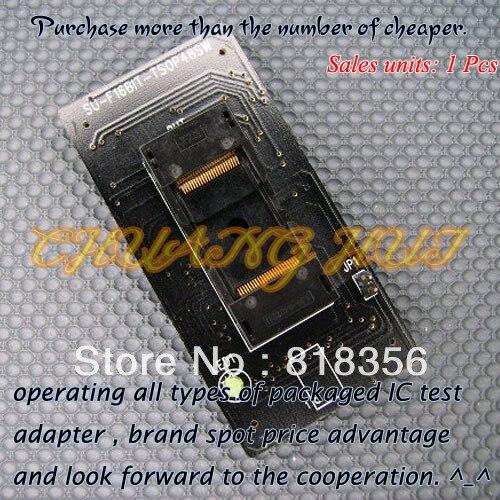 SU-F16BIT-TSOP48SW Programmer Adapter TSOP48 IC Test Socket gw 32sop programmer adapter sop32 soic32 ic test socket flip test seat