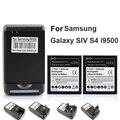 2 x 2800 mAh de la batería de reemplazo + cargador de pared para Samsung Galaxy SIV S4 i9500