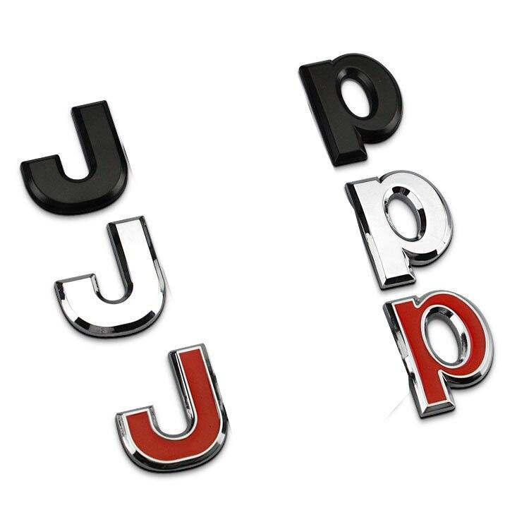 1 шт. 15x4 см отдельные буквы стикер хромированный металл цинк эмблема логотип автостайлинг крепление на капот багажник значок для JEEP 3 цвета