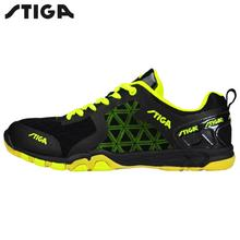 Stiga/Обувь для настольного тенниса; спортивные кроссовки; мужские устойчивые Нескользящие кроссовки; Zapatillas Deportivas Mujer; ракетка для пинг-понга; обувь; CS-2611