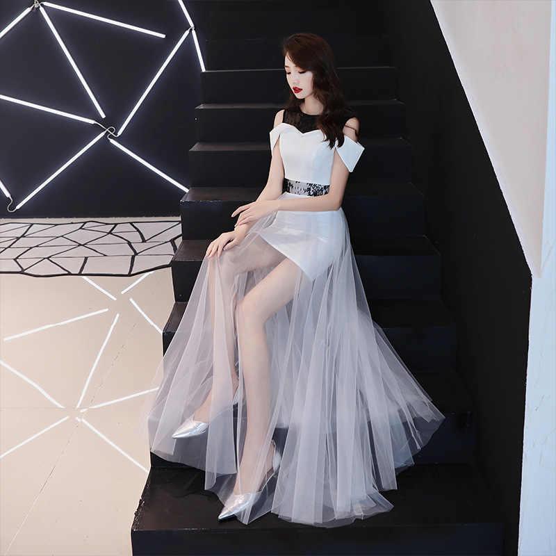 Белое сексуальное платье женские тонкие вечерние Длинные Cheongsam свадебное платье Роскошные свадебные Qipao Модная стильная одежда Vestido