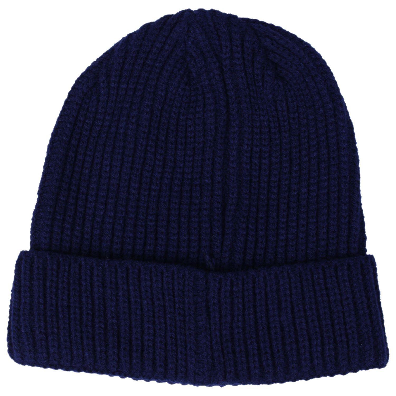 Knit Hats Blue Guitar Bass Baby Beanies Caps Unisex Baby Warm
