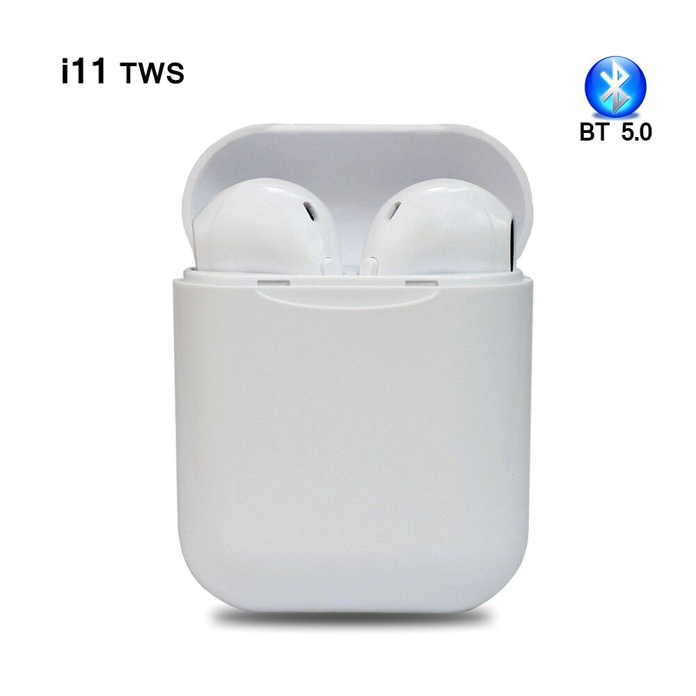 Neueste i11 tws Drahtlose Kopfhörer 5,0 Bluetooth kopfhörer air ohr Mini Ohrhörer Headset für iPhone X iPad Apple Uhr samsung schoten