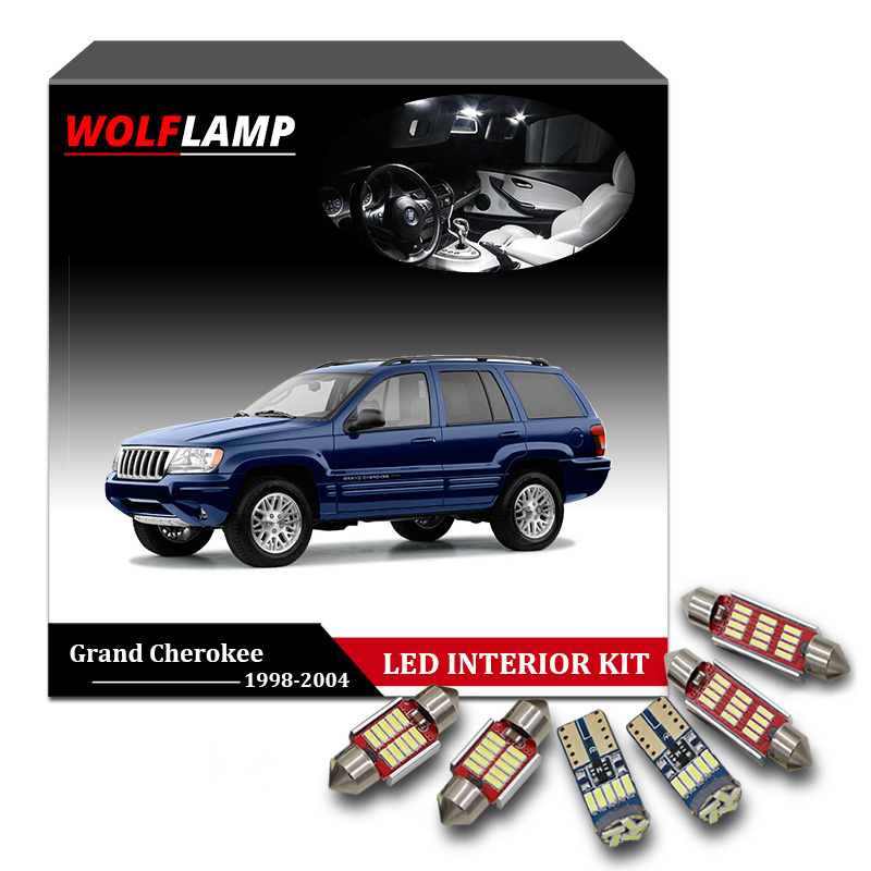 Atv,rv,boat & Other Vehicle Realistic 10x 3528 12-smd 41mm Led Car Interior Festoon Dome Bulb Lamp Light Kit 12v White