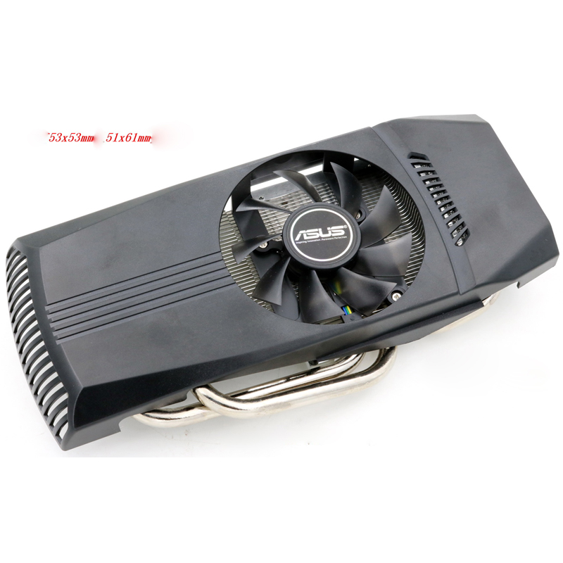 ФОТО Graphics / Video Card Cooler Fan Replacement 4Pin for ASUS GTX460/550Ti/560 HD6790