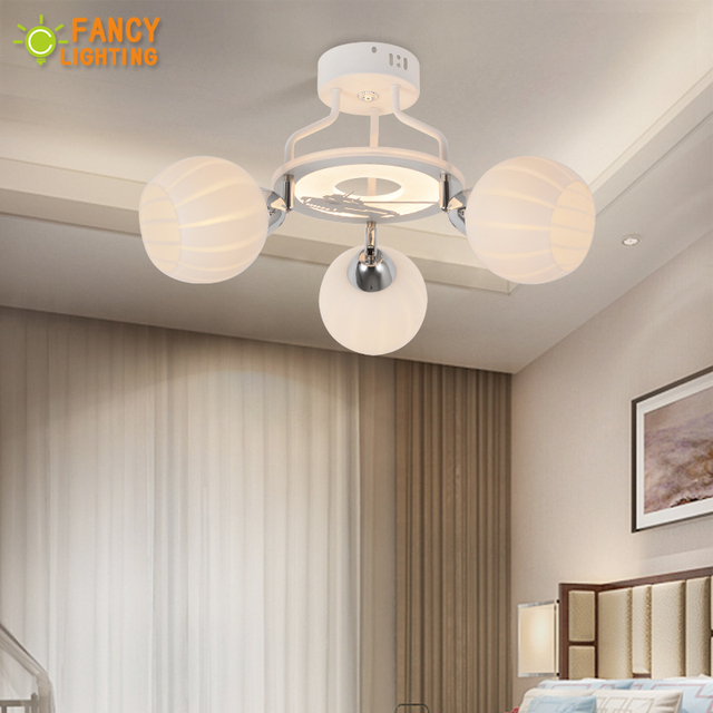 Modern chandelier lighting Warm/Nature/Cool White chandelier led ...