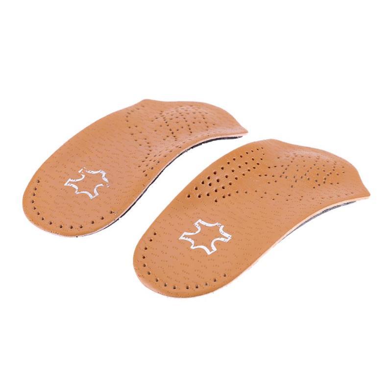 Orthotics Foot Insoles 3//4 Length for Women//men AIMIGAO