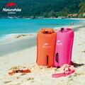 Водонепроницаемая сумка Naturehike для плавания  спортивная сумка 28 л для активного отдыха  герметичная Туристическая сумка из ПВХ  водонепрони...