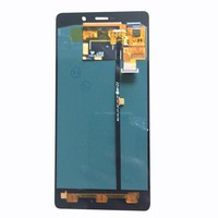 Compatible For Highscreen Power 5 Pro Screen Lcd Display Touch Screen Touch Buttons Power Five Free