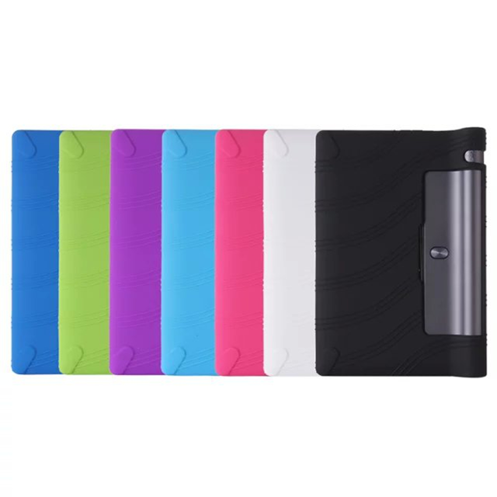 Soft Silicon Back TPU Cover for Lenovo Yoga Tab 3 8