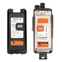 מכשיר הקשר ניו Retevis RT83 10W DMR דיגיטלי מכשיר הקשר (GPS) IP67 Waterproof מכסים נגד אבק UHF Portable שני הדרך חובב רדיו + תוכנית טלוויזיה (4)
