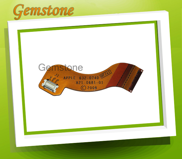 2pcs/lot Original HDD Hard Drive Flex Cable For MacBook Air A1304 632-0740 821-0681-A 2008 ome new 821 0540 a 632 0561 for apple macbook air 13 a1237 hdd hard drive cable emc2142 mb003 mb004 early 2008 year