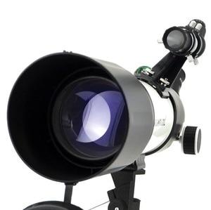 Image 2 - Visionking CF 80400 ( 400/ 80mm ) Monocular Refractor Space Astronomical Telescope Spotting Scope Saturn Ring Jupiter Moon Scope