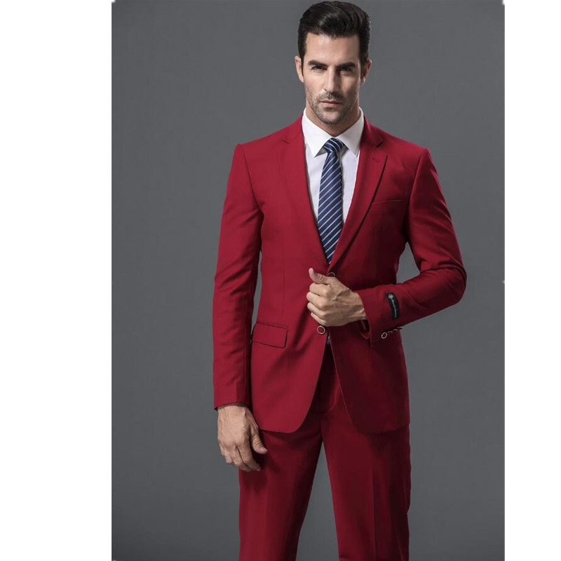 New-men-s-suits-Formal-occasions-men-suit-high-quality-wine-red-collar-single-breasted-wedding