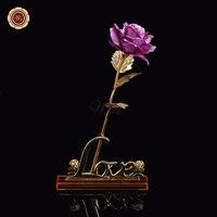 Valentines Blumen Rosa Rosen In Liebe Stil Ständer Schlafzimmer Deko-ideen