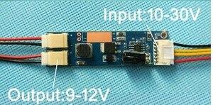 Image 2 - 10 개/몫 540mm 가변 밝기 led 백라이트 스트립 키트, bakclight 주도 24inch ccfl lcd 화면 패널 모니터를 업데이트