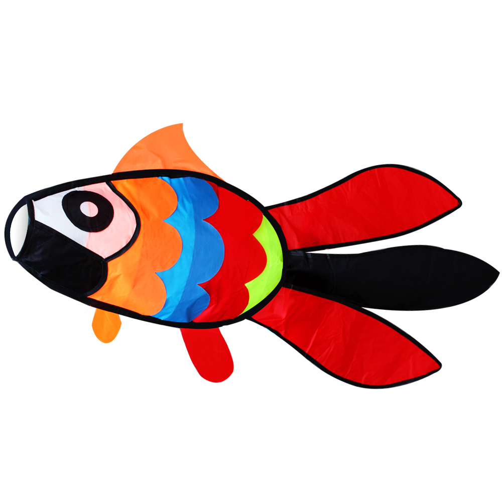 Outdoor Fun Sports NEW High Quality fish Windsocks Hung On The Car /Kite /As a Wind Vane Factory Direct