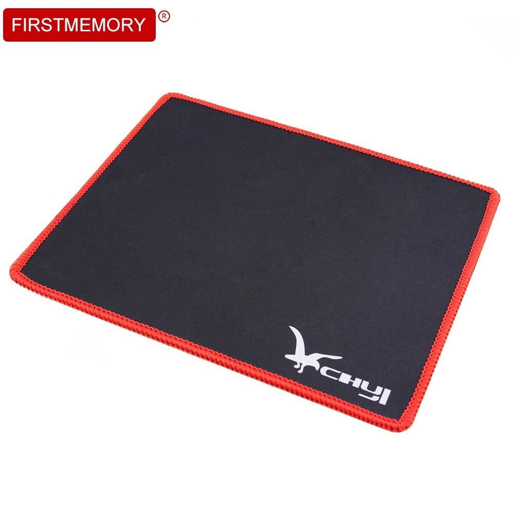 Soft Mouse Pad Mousepad 3D Locking Edge Comfort Gaming Fabric Mause Pads For PC Professional Gamer Dota2 CS Optical Mouse PUGB