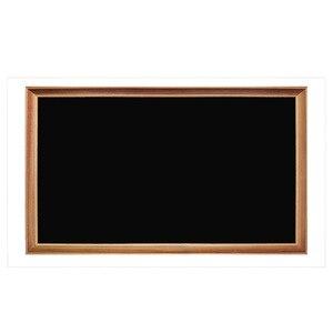 Image 4 - 49 pulgadas marco de madera maciza digital publicidad reproductor marco de fotos electrónico para museo de arte