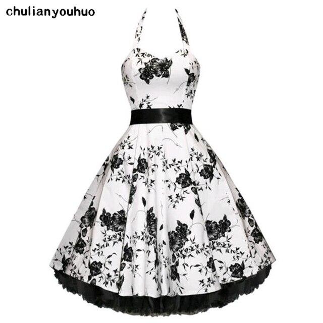 Vintage Swing Dress Plus Size