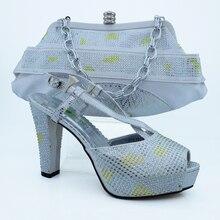 Cp63009จัดส่งฟรีแอฟริกันจับคู่รองเท้าและกระเป๋าชุดที่มีคุณภาพสูงรองเท้าอิตาลีจับคู่และถุงในสต็อก.