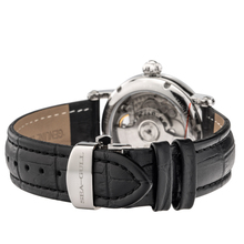 Leisure Automatic Mechanical Genuine Leather Waterproof Watch with Rome Digital Business for Various Occasions M172S.Br