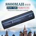 12 células nova bateria do portátil para hp pavilion dv4 dv5 dv6 hstnn-ib72 hstnn-lb72 hstnn-lb73 hstnn