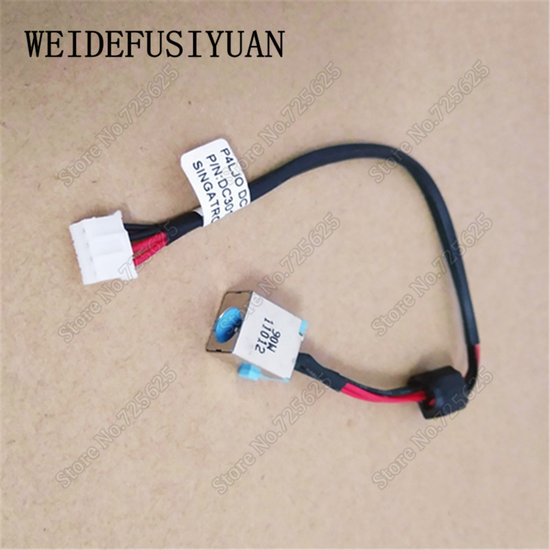 DC Power Jack for Acer Aspire 5250 5252 5253 5542 5542G 5552 5552G 5740G Cable