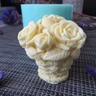 3D molds Flower bask...