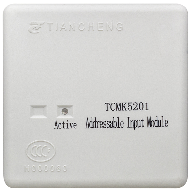 TCMK5211 Addressable Input Module Work With Tc Fire Alarm System
