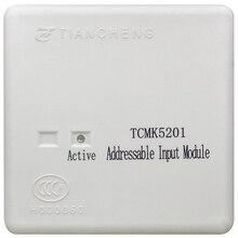 TCMK5211 Addressable Input Module work with tc Fire Alarm System